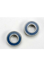 Traxxas BALL BEARINGS, Blue Rubber Shield (6x12x4mm) (5117)