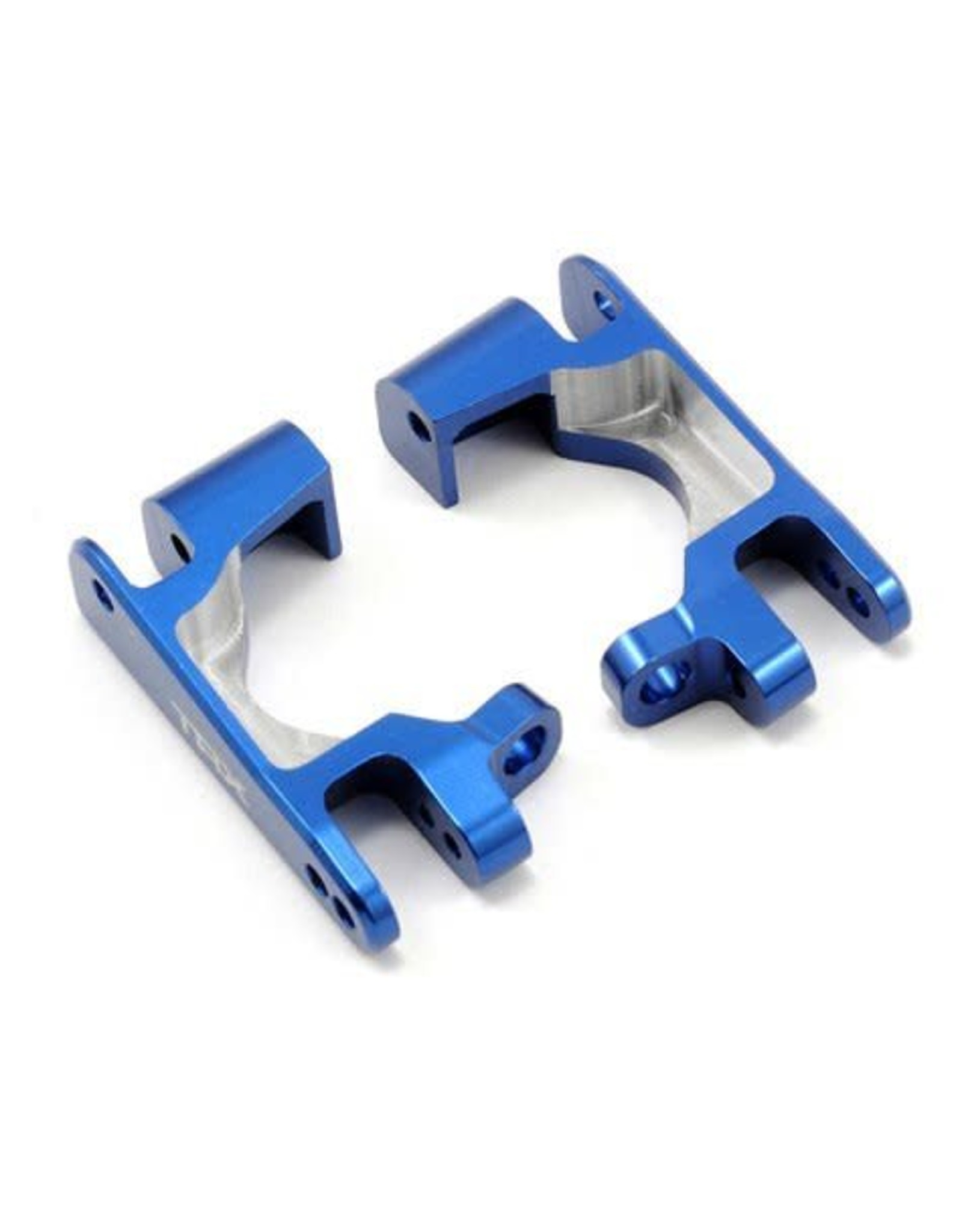 Traxxas Alum Caster Block(C-Hubs) Blue Left/Right:SLH 4x4 (TRA6832X)