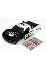 Traxxas Body, Slash 4x4; FOX Edition (Painted/Decals)  (6849)