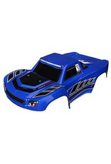 Traxxas Body, LaTrax Desert Prerunner, blue (painted)/ decals
