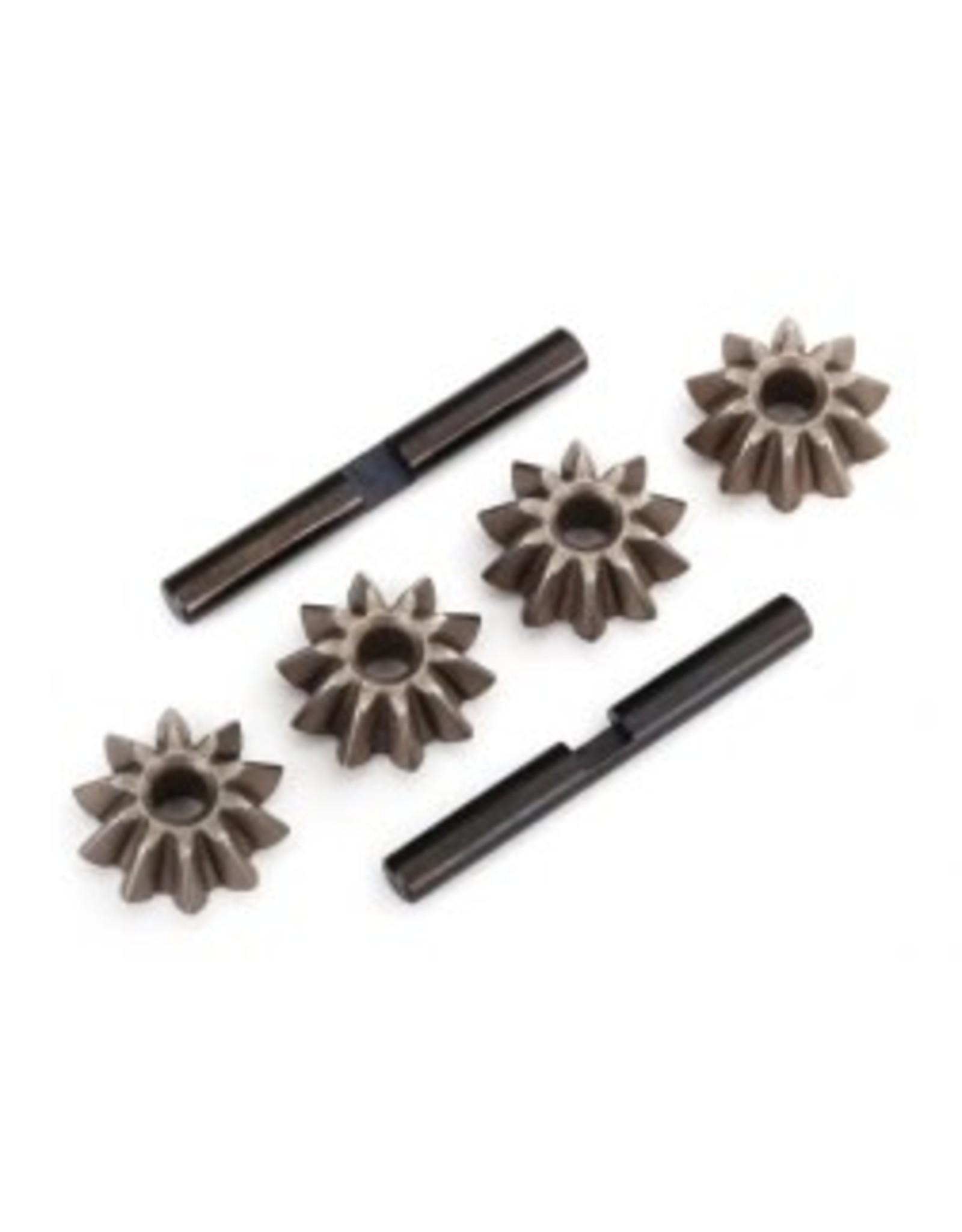 Traxxas Gear set, differential (spider gears (4), spider gear shaft (2) (TRA8682)