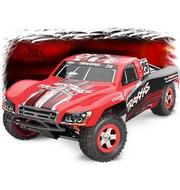 Traxxas 1/16 Slash 4X4 Brushed (MARK): Includes Battery with Charger