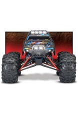 Traxxas 1/16 Summit Brushed (RNR): Includes Battery and Charger (TRA72054-5)