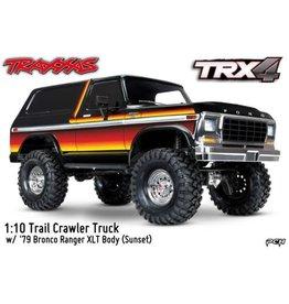 Traxxas 1/10 TRX-4 Bronco (SUNRISE): No Battery, No Charger
