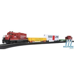 Walthers Ready-for-Fun Train Set -- Canadian Pacific
