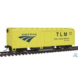 Walthers Track Cleaning Boxcar -- Amtrak