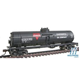 Walthers Tank Car - Conoco (black, red, white)