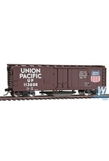 Walthers Boxcar - Union Pacific(R) (Boxcar Red, white; Large Logo)