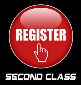 PN Racing Registration - 2ND RACE CLASS