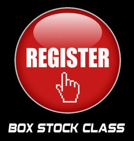 PN Racing Registration - BOX STOCK CLASS
