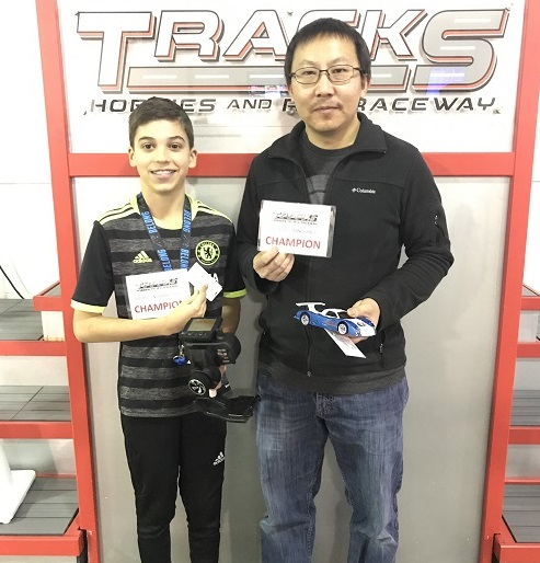 January Endurance Race - Pro Stock Winners