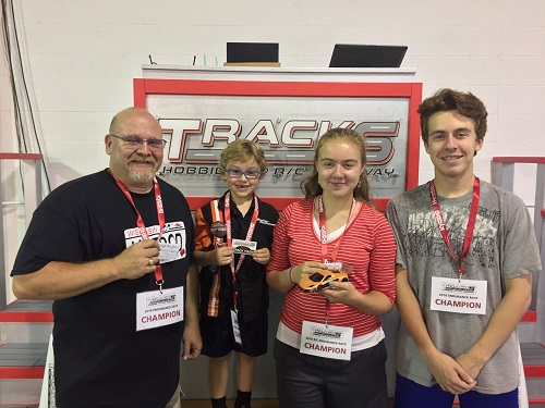 October Endurance Race - Stock Winners