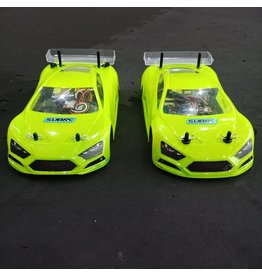 SBRC Zenvo ST1 1/28 Lexan Touring Body Clear (98mm W/B)  (SBRC-B002)