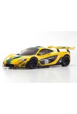 Kyosho MINI-Z RWD McLaren P1 GTR Yellow/Green MR-03 RS