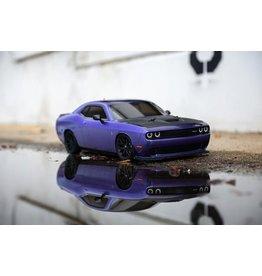 Kyosho Fazer Mk2 Dodge HELLCAT Purple Challenger SRT2015 1/10 EP 4WD
