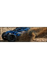 Traxxas 1/10 Rustler 4x4 Brushed (BLUE): Includes Battery with DC Charger