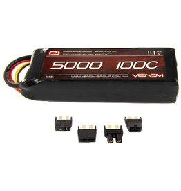 Venom Racing 100C 3S 5000MAH 11.1V LIPO  (VNR15135L)