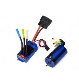 Traxxas VXL-3M Velineon BLX WP Power System: 1/16 (TRA3370)