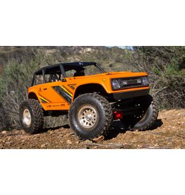 Axial Wraith 1.9 1/10th Scale Electric 4wd RTR Orange