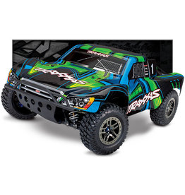 Traxxas 1/10 Slash 4x4 ULTIMATE (GREEN): No Battery, No Charger
