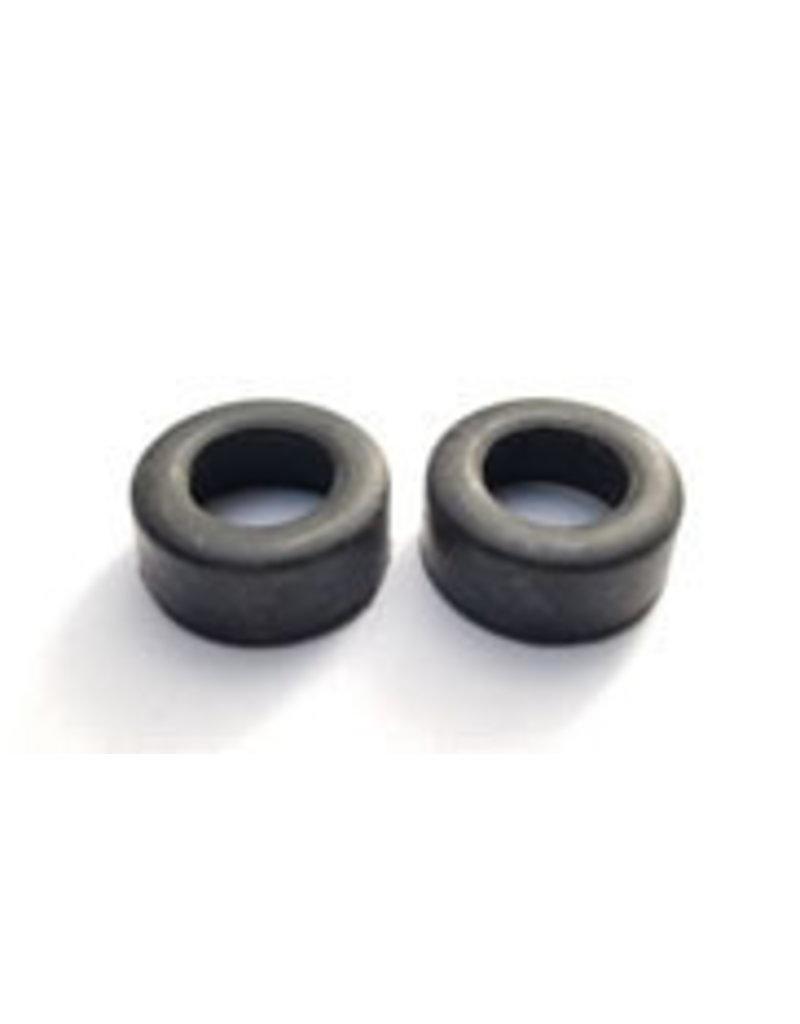 GL Racing 11.0 mm rubber tire -slick 25 degree (GF0001-S25)