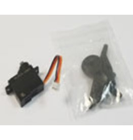 GL Racing Semi-Alloy Case Hi Speed Servo (Metal Gear) - FOR GLR , GLA, GL-RIDER (GL003-DMG)