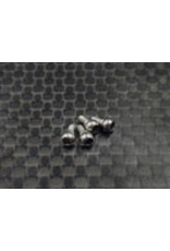 GL Racing Ball Joint Heads 2.5mm (4pcs) (GLA-S009-25)