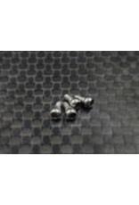 GL Racing Ball Joint Heads 2.5mm (4pcs) (GLA-S009-25)