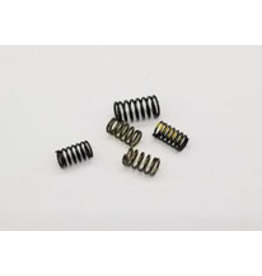 GL Racing GLF-1 FRONT, SIDE DAMPING & CENTRAL SPRING SET (GLF-S-021)