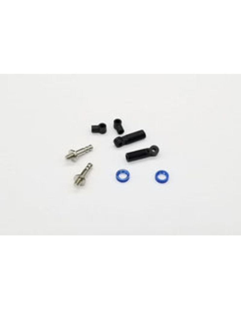 GL Racing GLF screw adjustable shock with piston rod (GLF-OP-004)