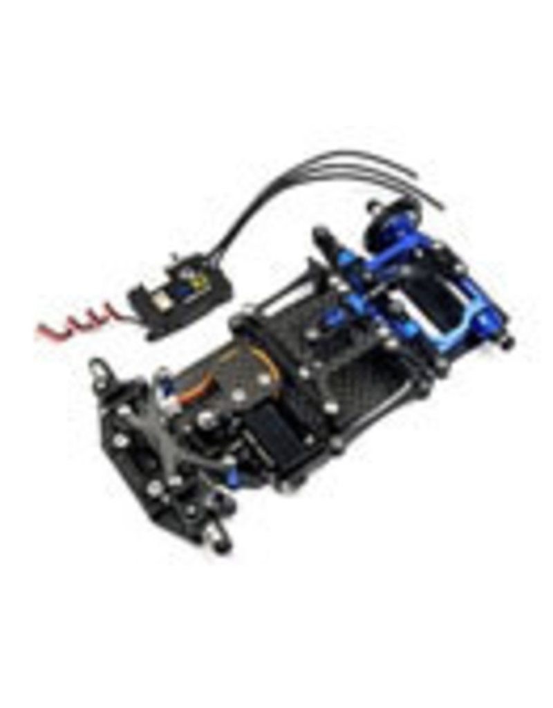 GL Racing GLR 1/27 RWD Chassis KIT - W/O RX (GLR-001-KSET)