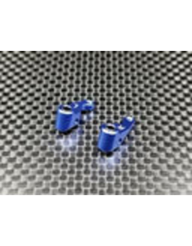 GL Racing 7077 T-6 Alum. Steering Knuckles (3*) (GLR-004-3)