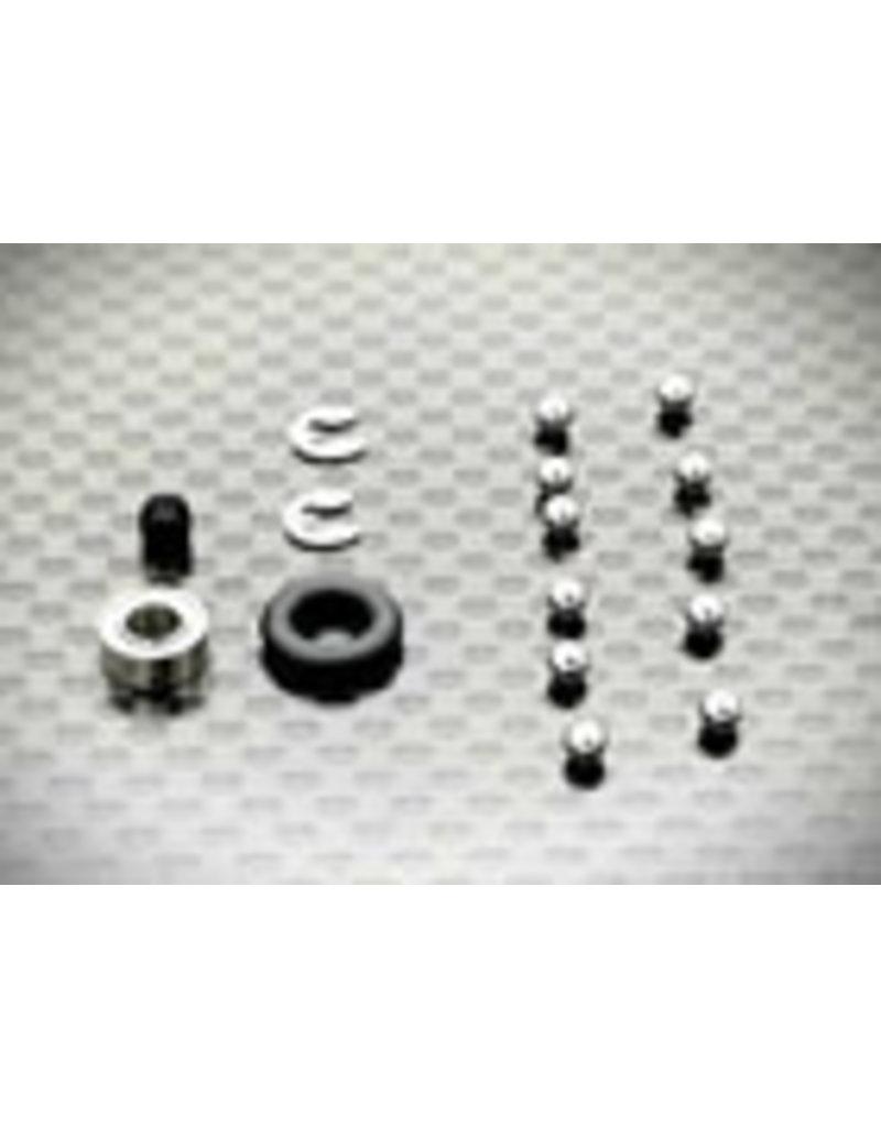 GL Racing GLR Ball Diff Maintenace Kit (GLR-006-D)