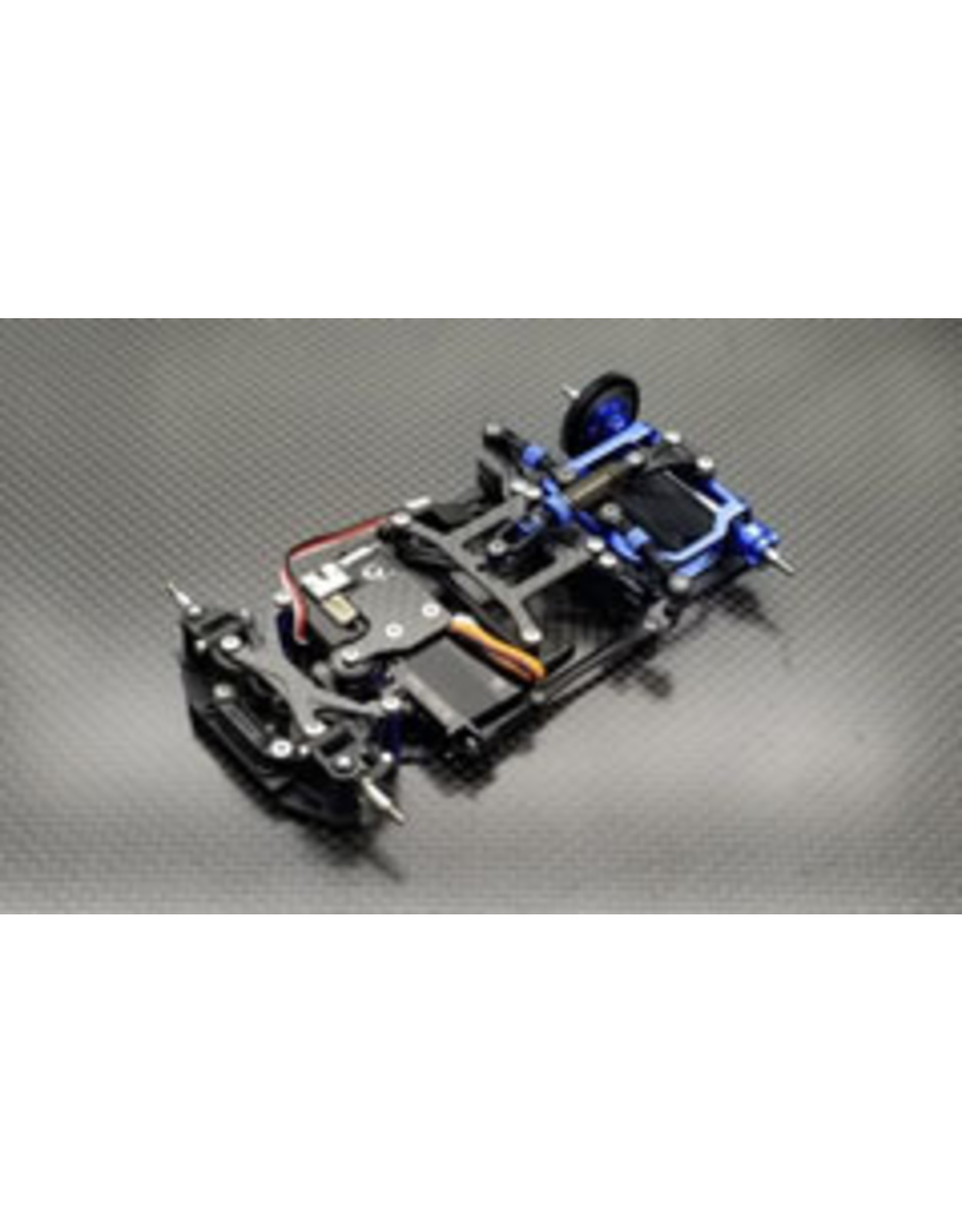 GL Racing GLR 1/27  RWD LM CHASSIS-W/O RX (GLR-LM-KSET)