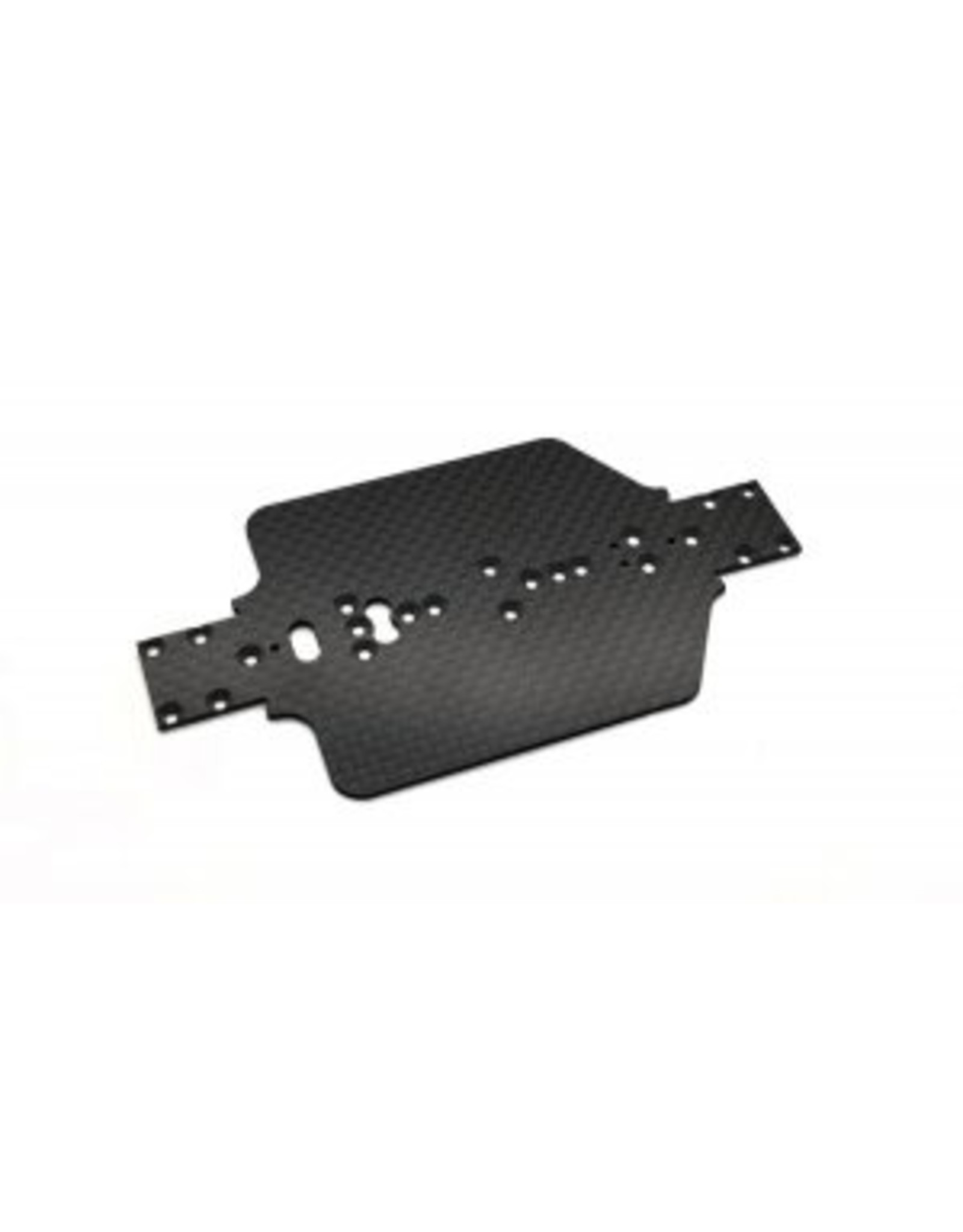 GL Racing GLA V2 Carbon Main Wide Chassis (98mm) (GLA-V2-041)
