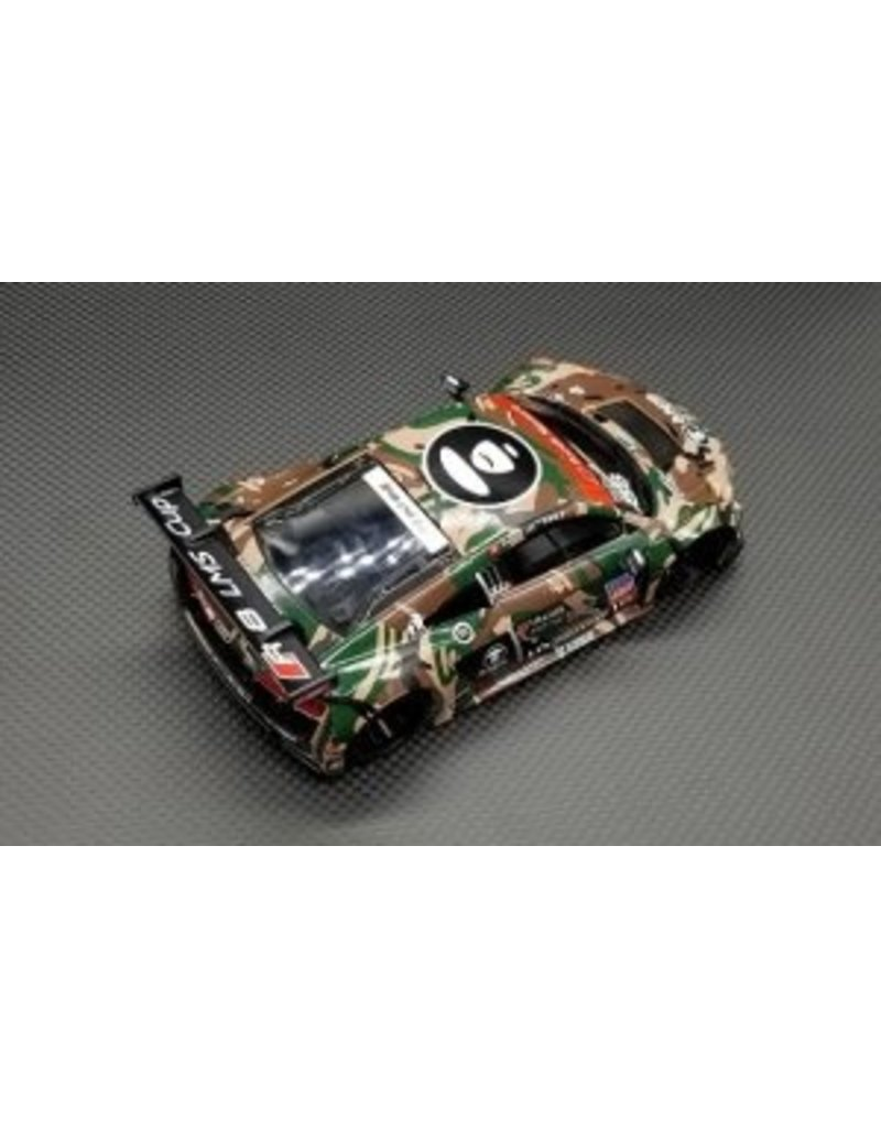 GL Racing Audi Green Camouflage R8 LMS-03 (GBL009-R8LMS)