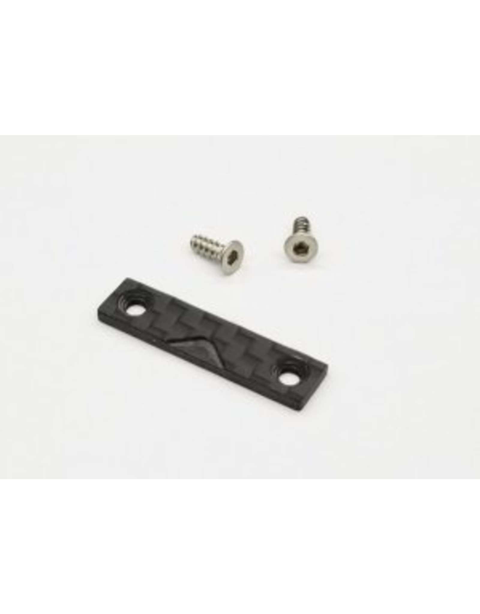 GL Racing Carbon fiber body mount protective plate (GA0005)
