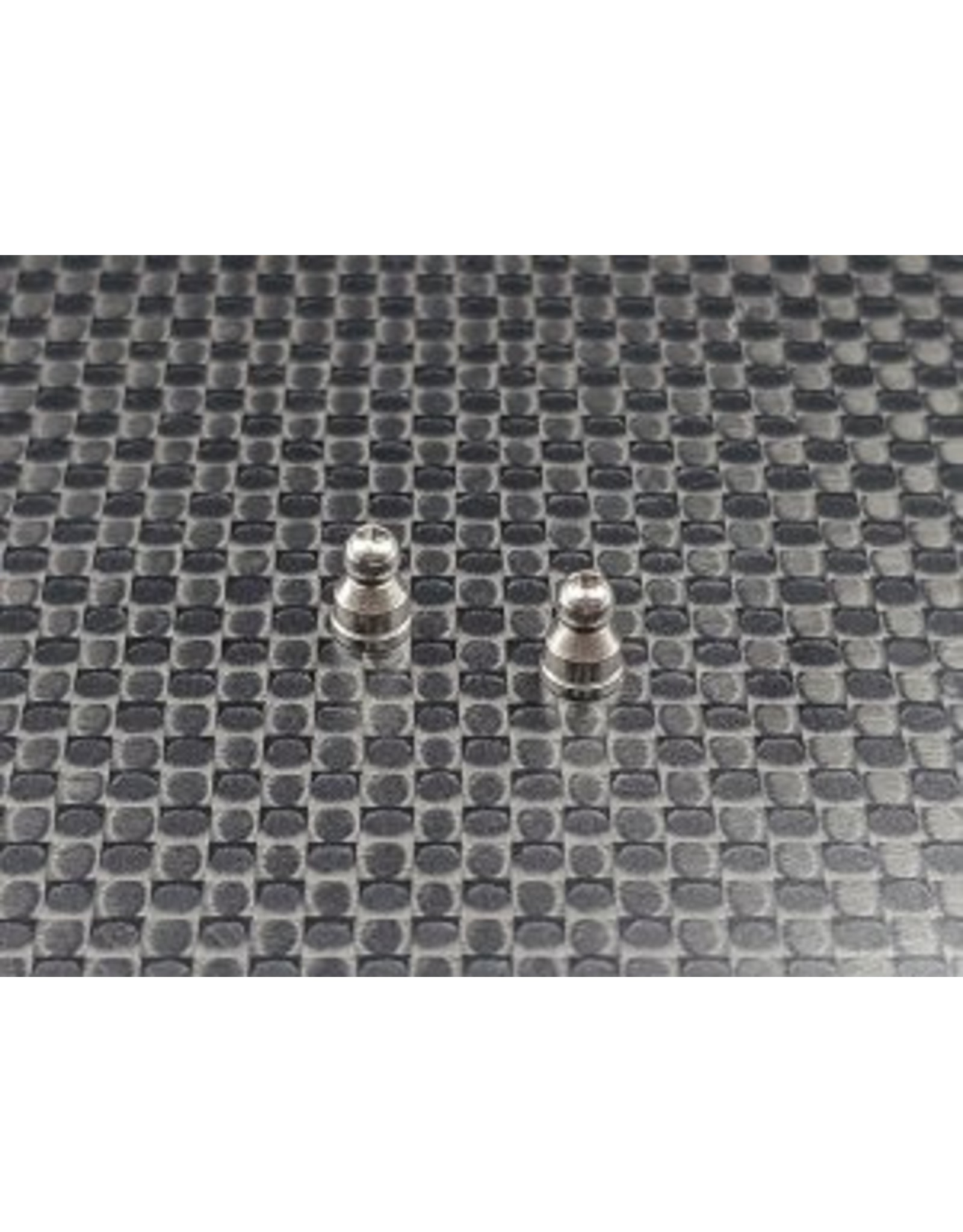 GL Racing GLA Knuckle Ball Joint Head 2.5mm (2pcs)(GLA-S010)