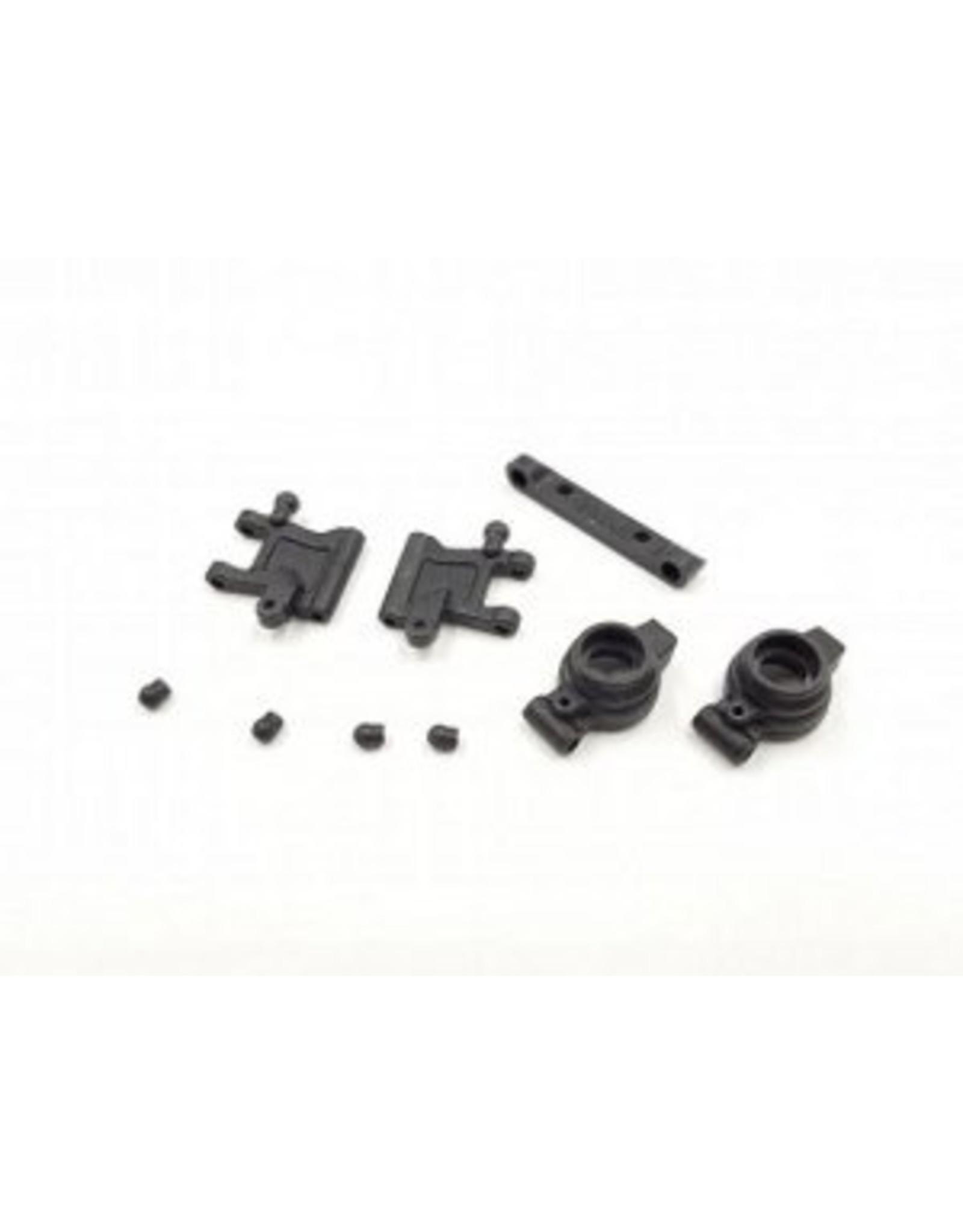 GL Racing GLA Rear Arm w/ Hubs Set (GLA-S002)