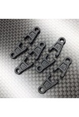 GL Racing GLA Front Camber Arms set (1/2/3/4)(GLA-023)