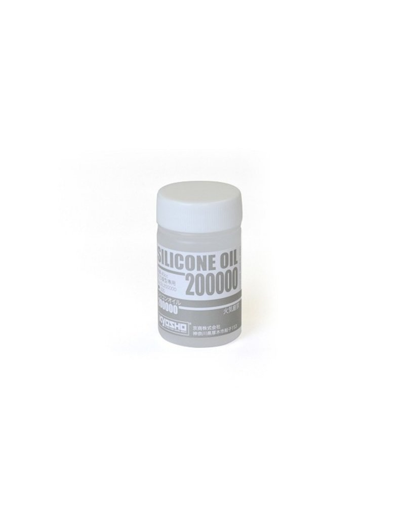 Kyosho Copy of Silicone OIL #300000 (40cc)  (SIL200000)