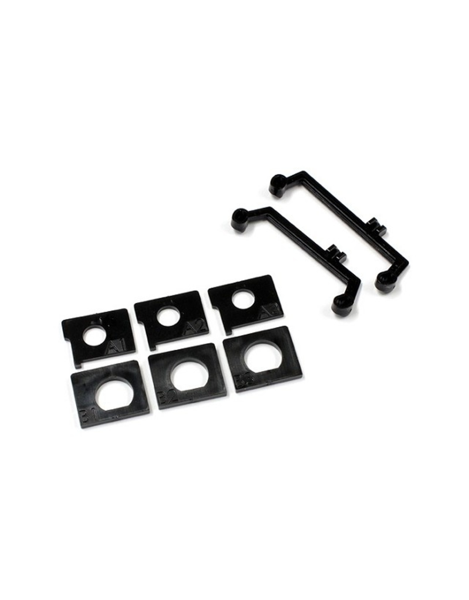 Kyosho Tie Rod & Motor Plate Set (MINI-Z FWD/AWD) (MD306)
