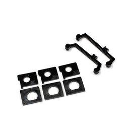 Kyosho Tie Rod & Motor Plate Set (MINI-Z FWD/AWD) (MD306)
