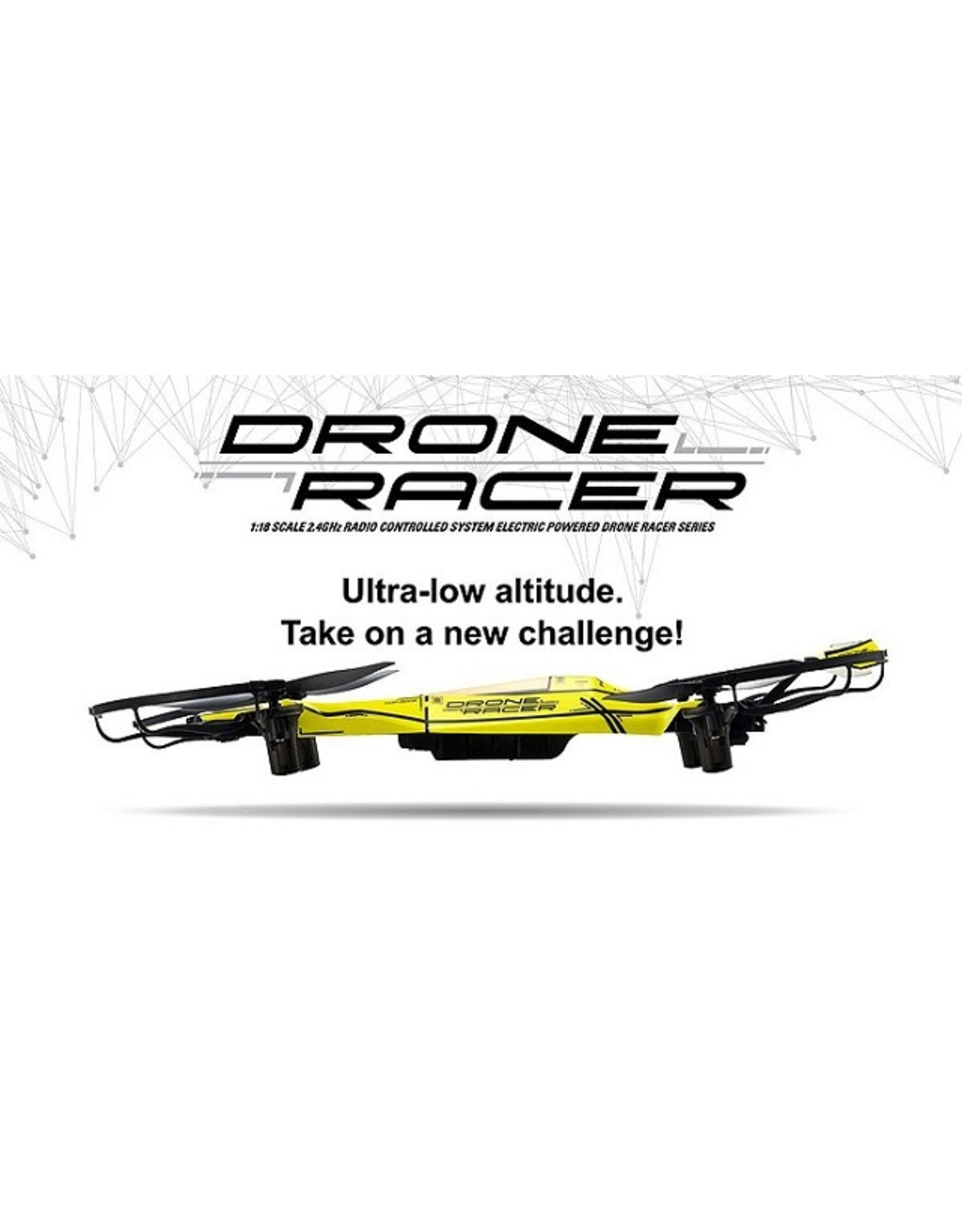 Kyosho DRONE RACER Smashing Yellow ZEPHYR RS