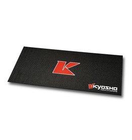 Kyosho Big K 2.0 Black Pit Mat 2x4ft
