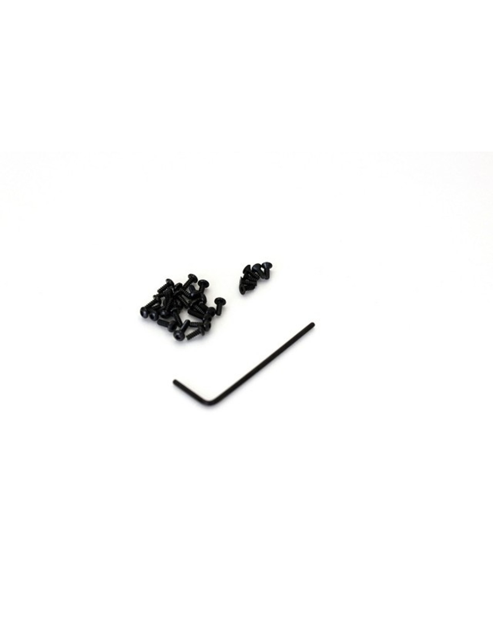Kyosho Button HEX Screw set (AWD)  (MDW020BK)