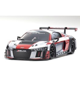 "Kyosho ASC MR-03W-MM ASC Audi R8 LMS 2016 ""Gray/Red"""