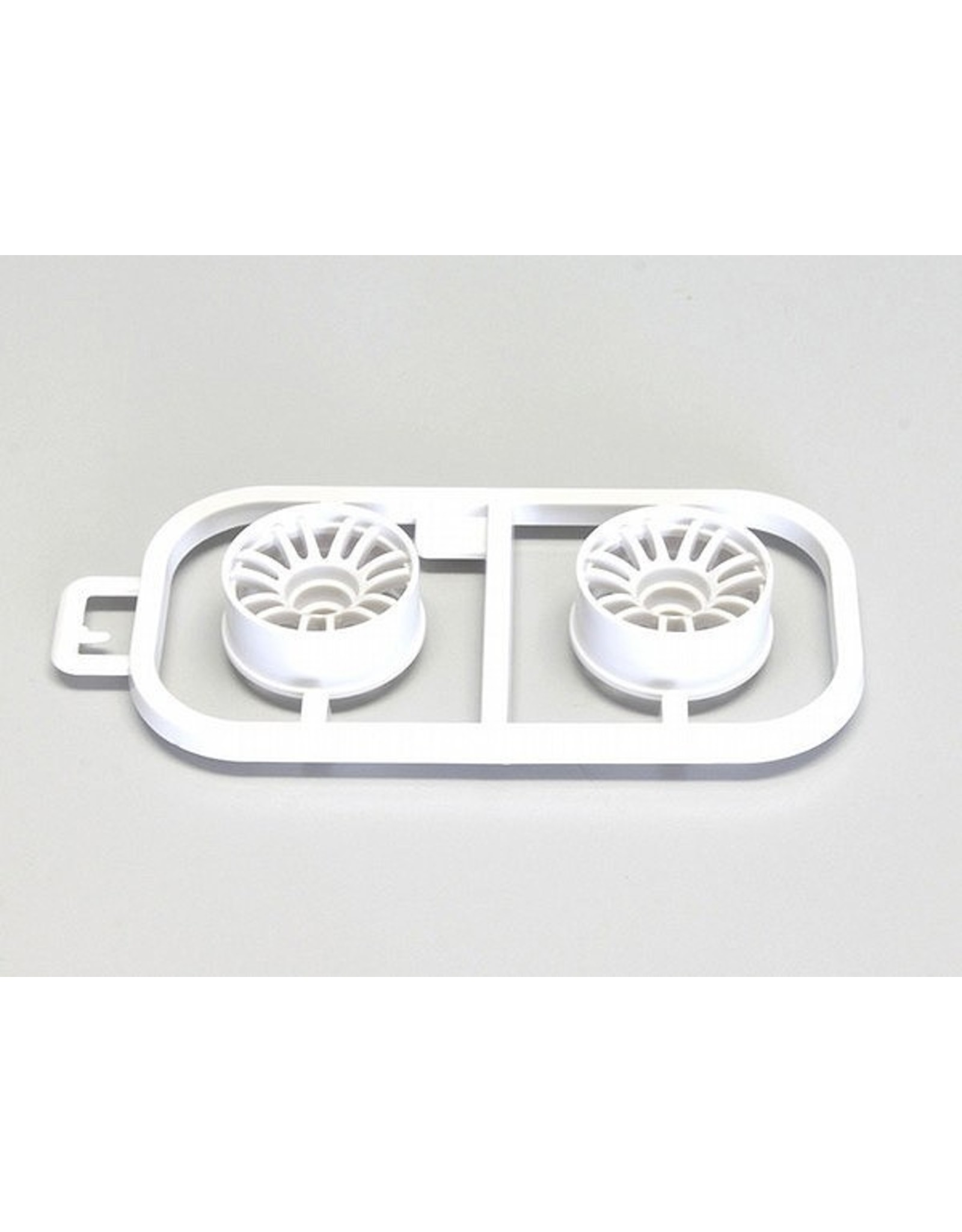 Kyosho Multi Wheel II N/Offset 2.5 (White/RE30/2pcs) (MZH131W-N25)