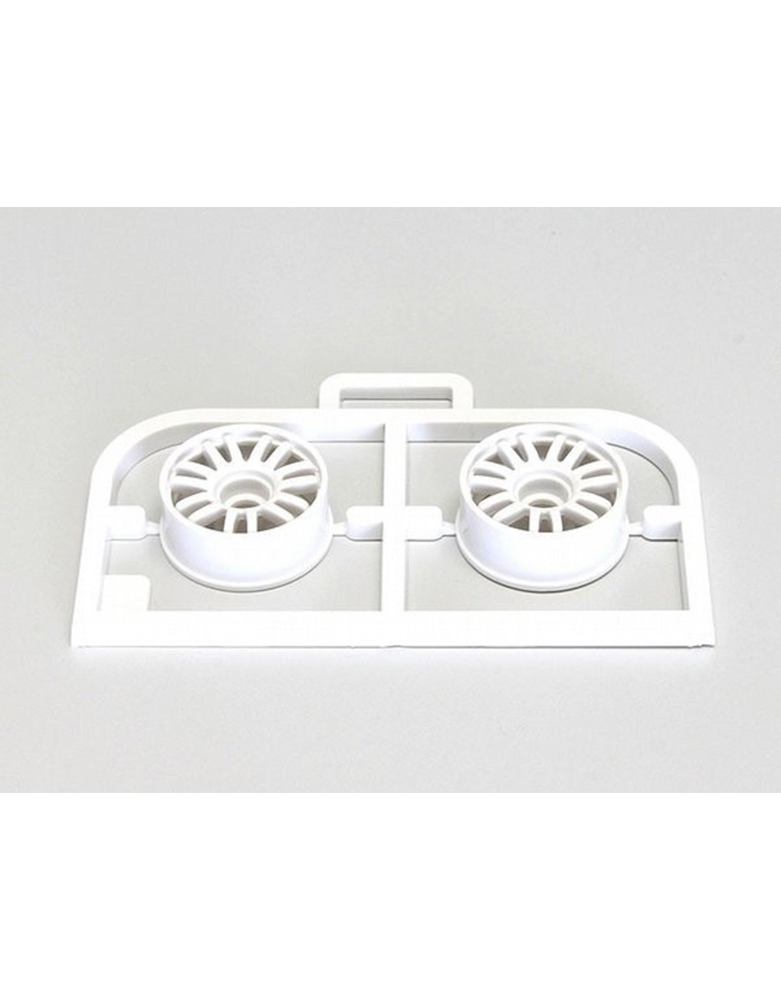 Kyosho Multi Wheel II N/Offset 0 (White/RE30/2pcs) (MZH131W-N0)