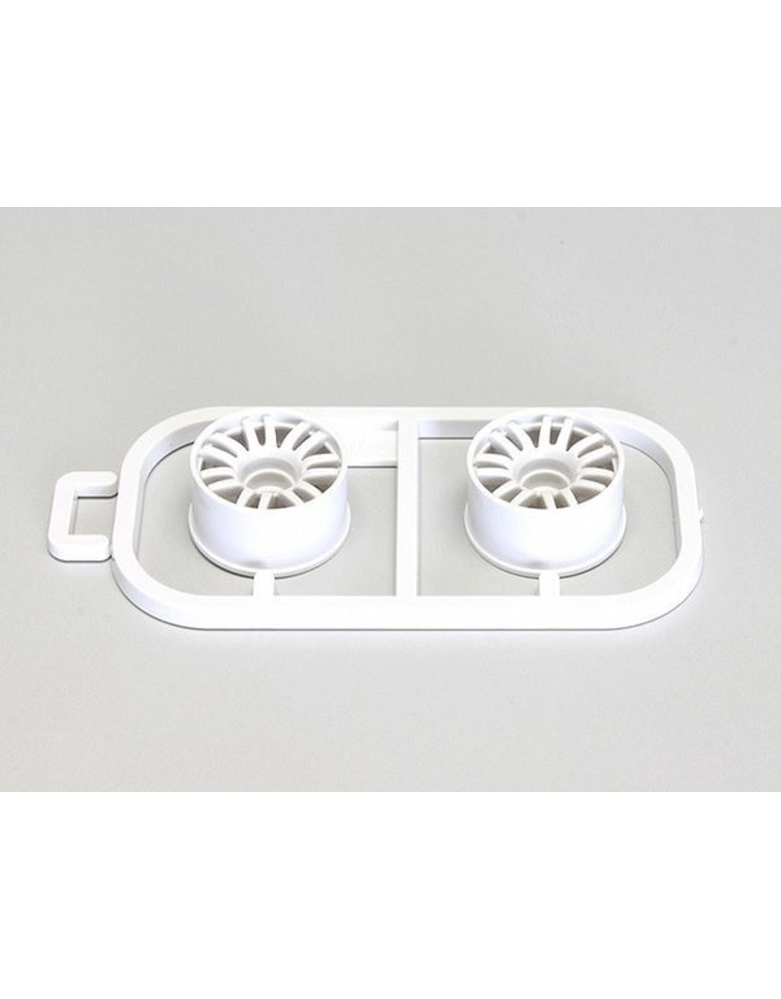 Kyosho Multi Wheel II W/Offset 0 (White/RE30/2pcs) (MZH131W-W0)